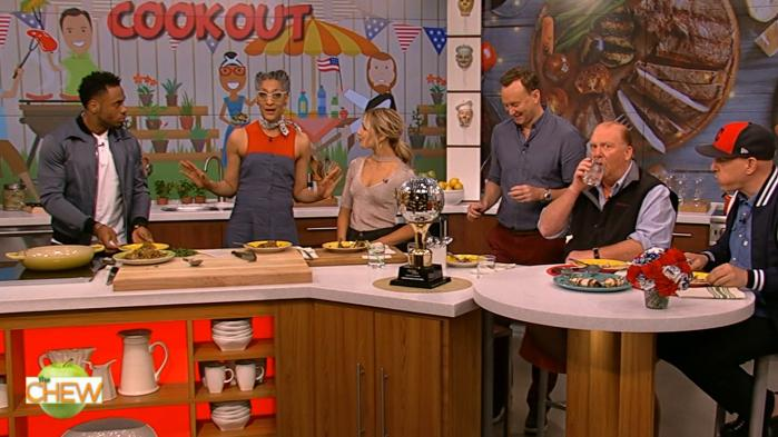 The Chew - May 26, 2017