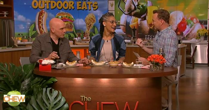The Chew - May 17, 2017