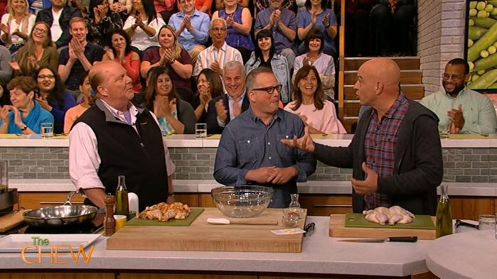 The Chew - September 19, 2017