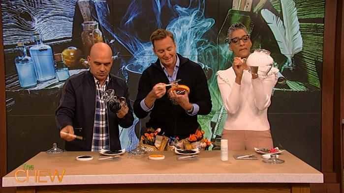 The Chew - October 18, 2017
