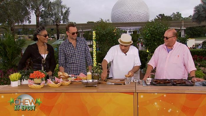 The Chew - October 11, 2017