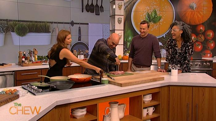 The Chew - October 19, 2017