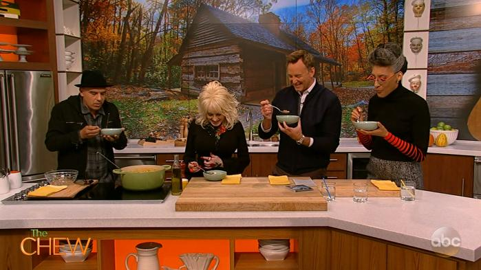 The Chew - October 17, 2017