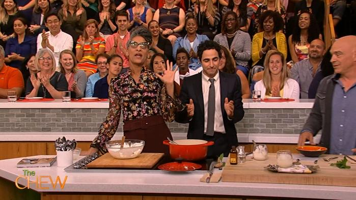The Chew - October 16, 2017