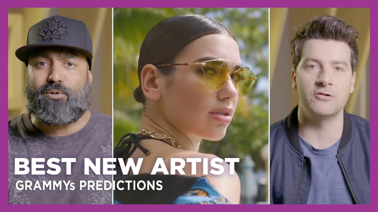 KiSS 92.5  'Best New Artist' GRAMMYs Predictions