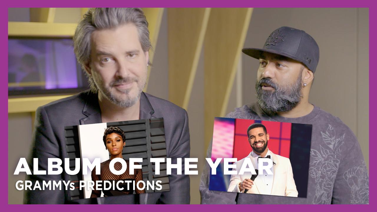 KiSS 92.5 'Album of the Year' GRAMMYs Predictions