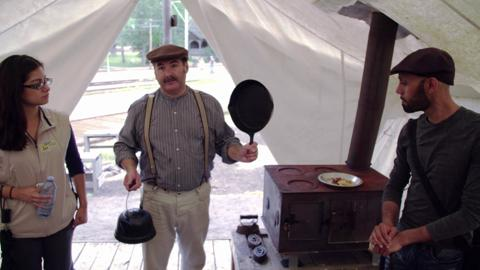 Episode Eighteen – Fort Edmonton Park