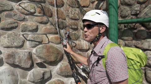 Episode Five – Via Ferrata – Banff