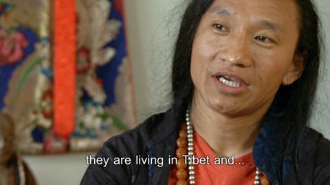 Amchok Gompo Dhondup – Tibetan musician and filmmaker