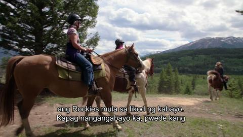 Episode Fourteen – Jasper Riding Stables (Tagalog)