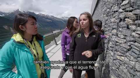 Episode Eleven – Glacier Skywalk (Spanish)