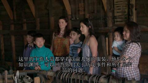 Episode Twenty Three – Heritage Park Historical Village (Mandarin)