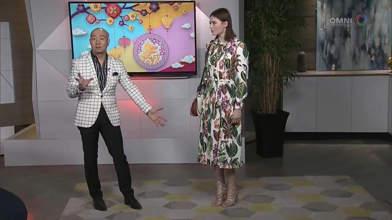 第三節:時裝設計師廖建明 Part 3: Fashion designer Dan Liu