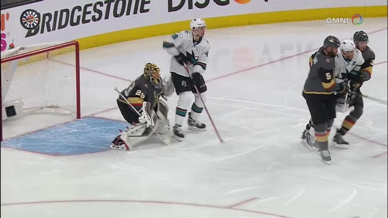 Sharks Goal