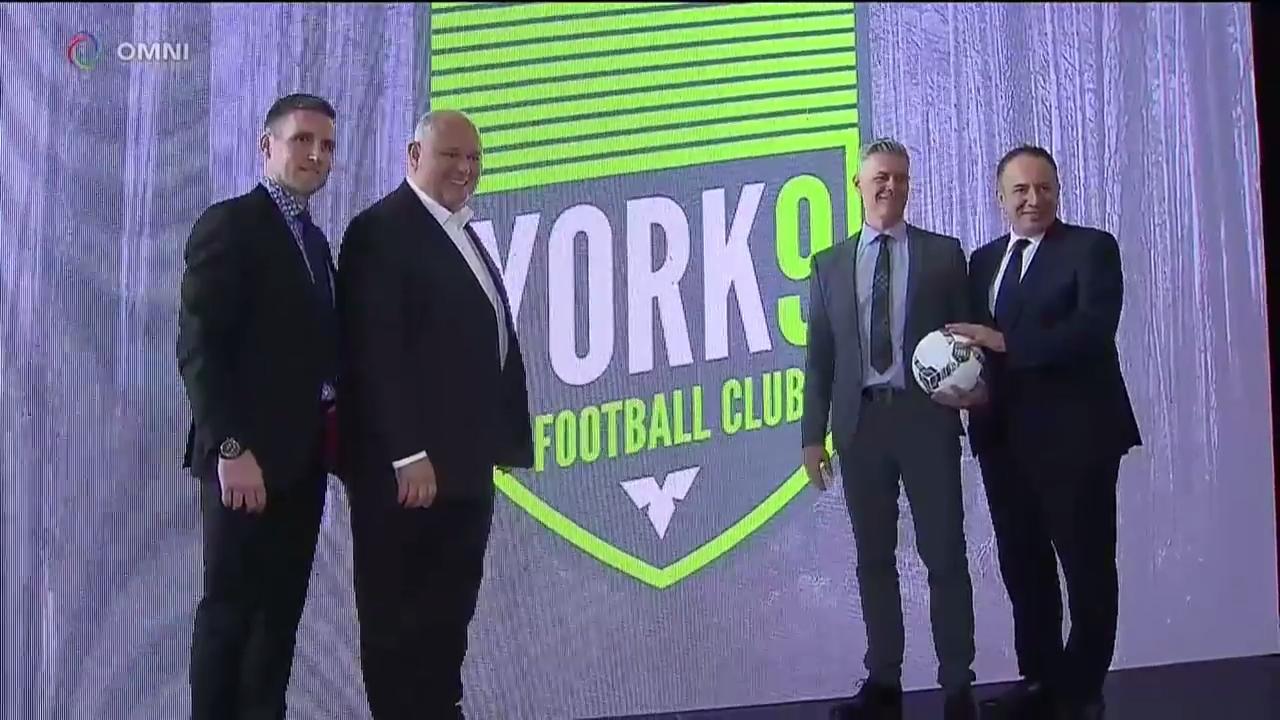 Nasce la York 9 Football Club