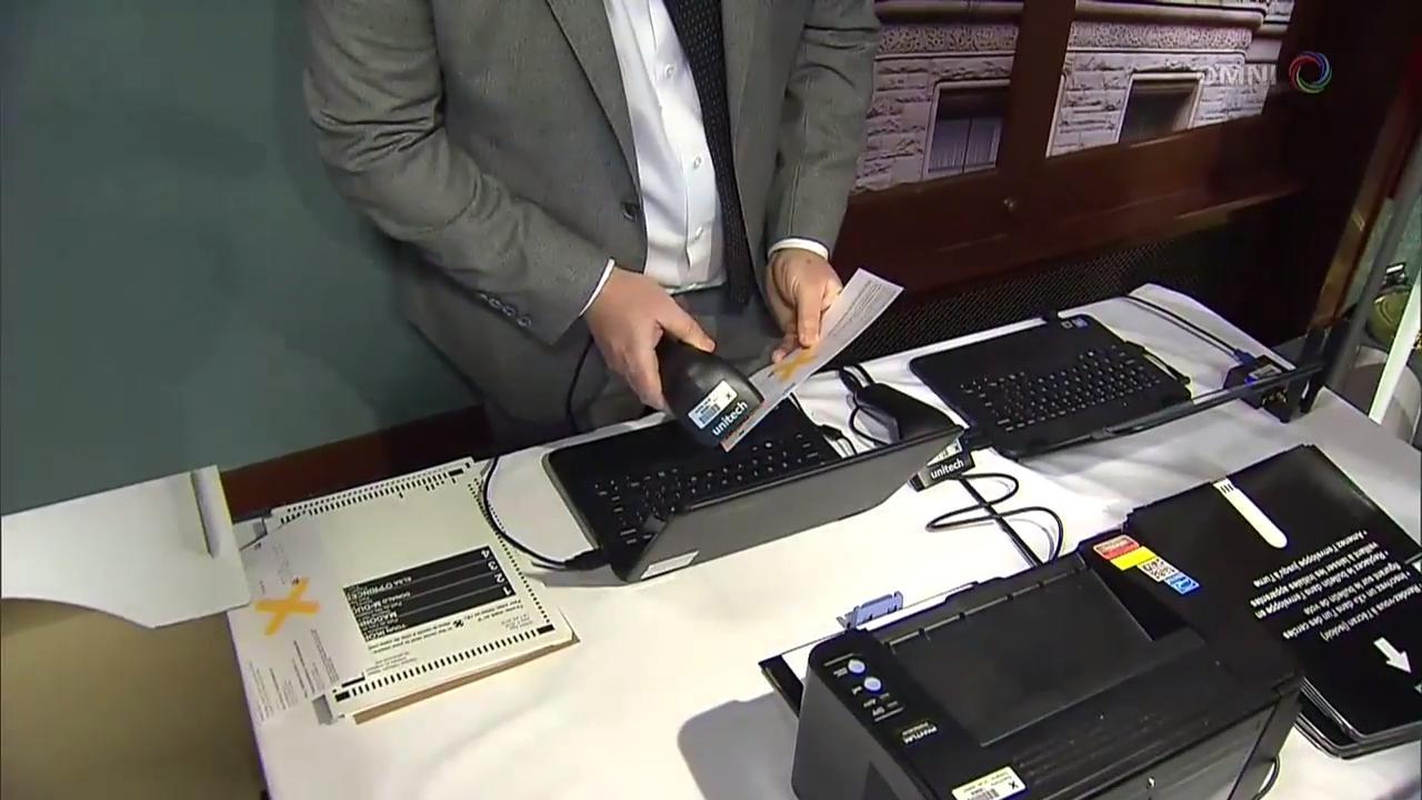 省选首次採用电子投票系统  – May 17, 2018 (ON)