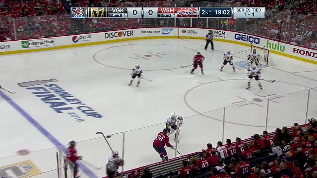 Ovechkin does the impossible