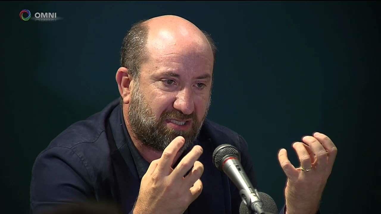 Antonio Albanese all'ICFF 2018