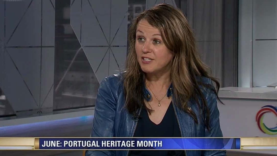 PORTUGUESE HERITAGE MONTH – JULIE DZEROWICZ INTERVIEW