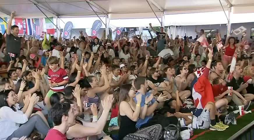 加、美、墨获2026世界杯主办权 温哥华无份参与-JUN 13, 2018 (BC)