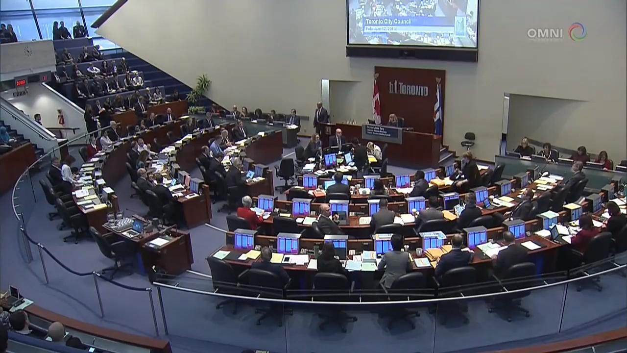 多伦多市府通过,加强市议会安检措施 – Jun 19, 2018 (ON)