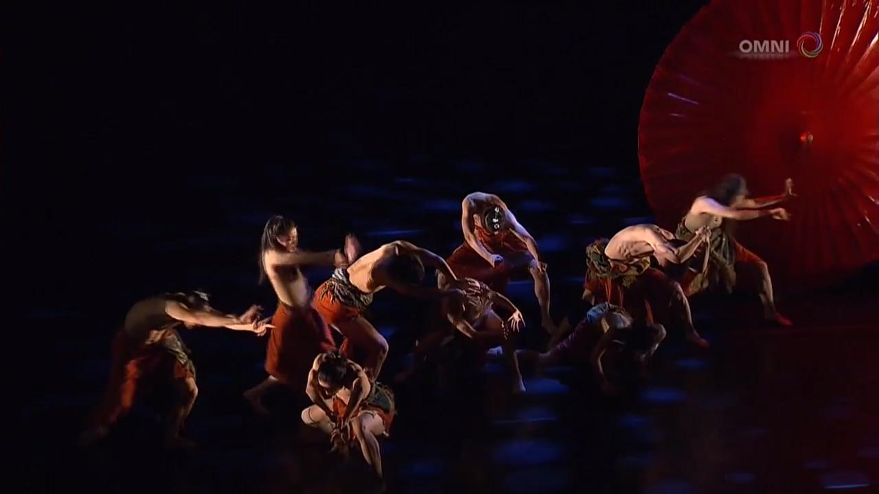 北京现代舞团多伦多演出 《24节气》  – Jul 12, 2018(ON)