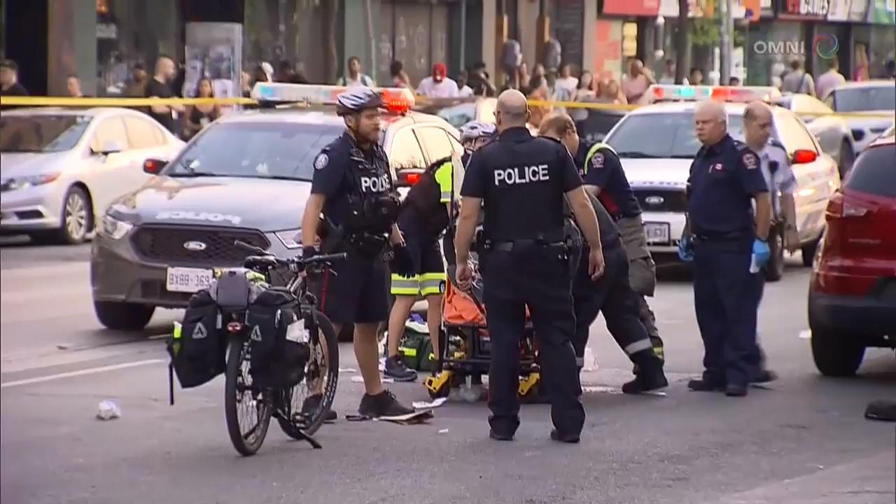 多伦多拨款减少枪械暴力 – Jul 18, 2018(ON)