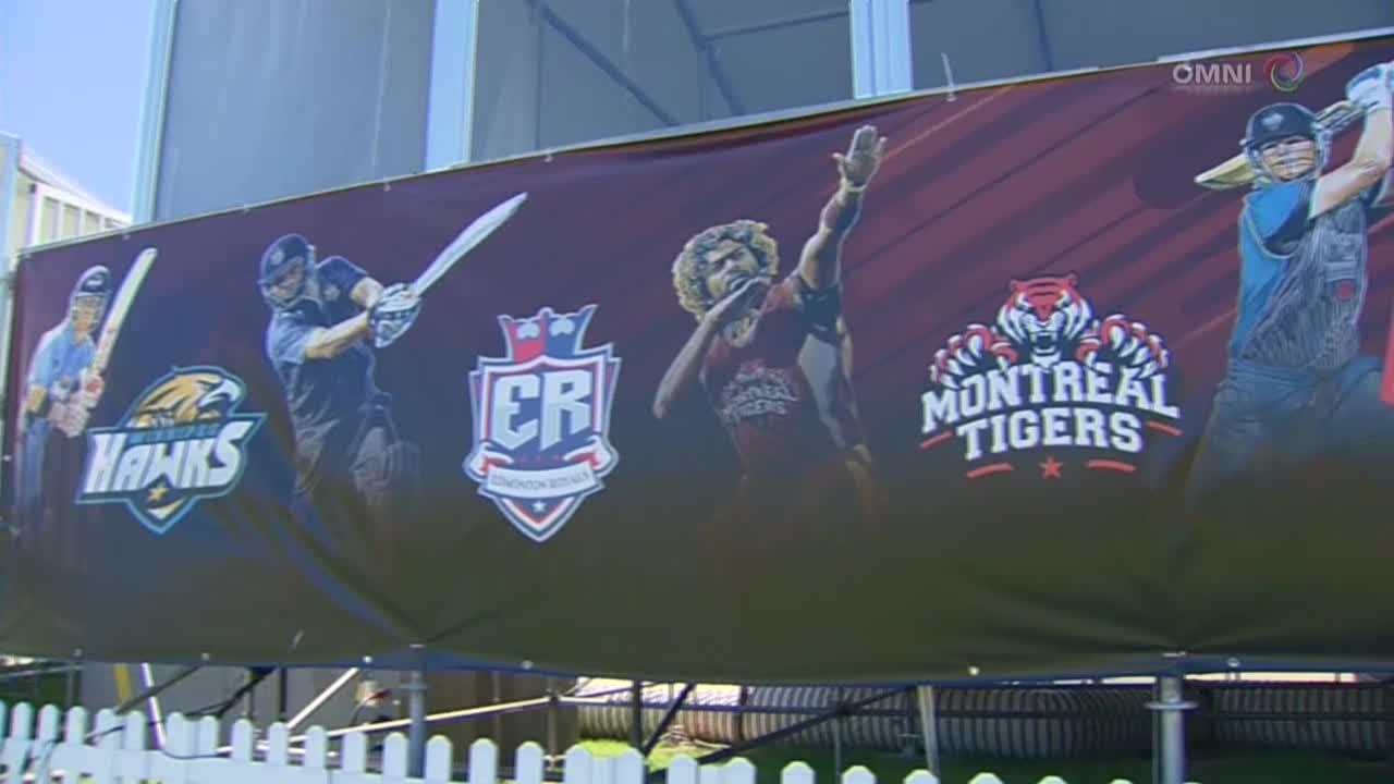 GT20 creating opportunities for Canadian cricket