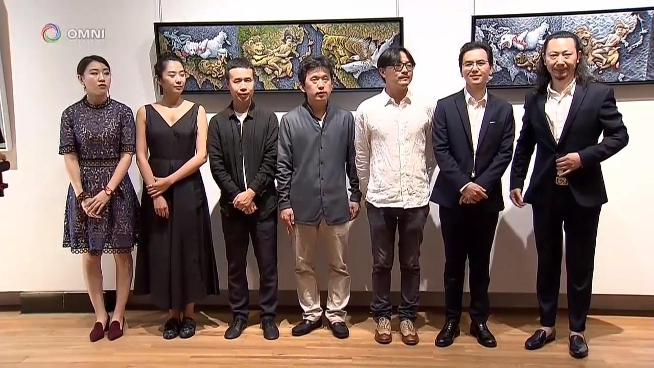 中国当代艺术家在多伦多举办联展  – Aug 13, 2018(ON)
