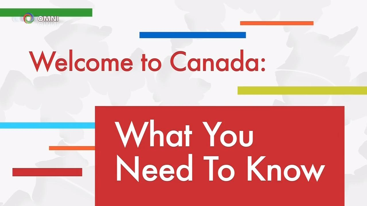 Welcome to Canada: Episode One Segment Two