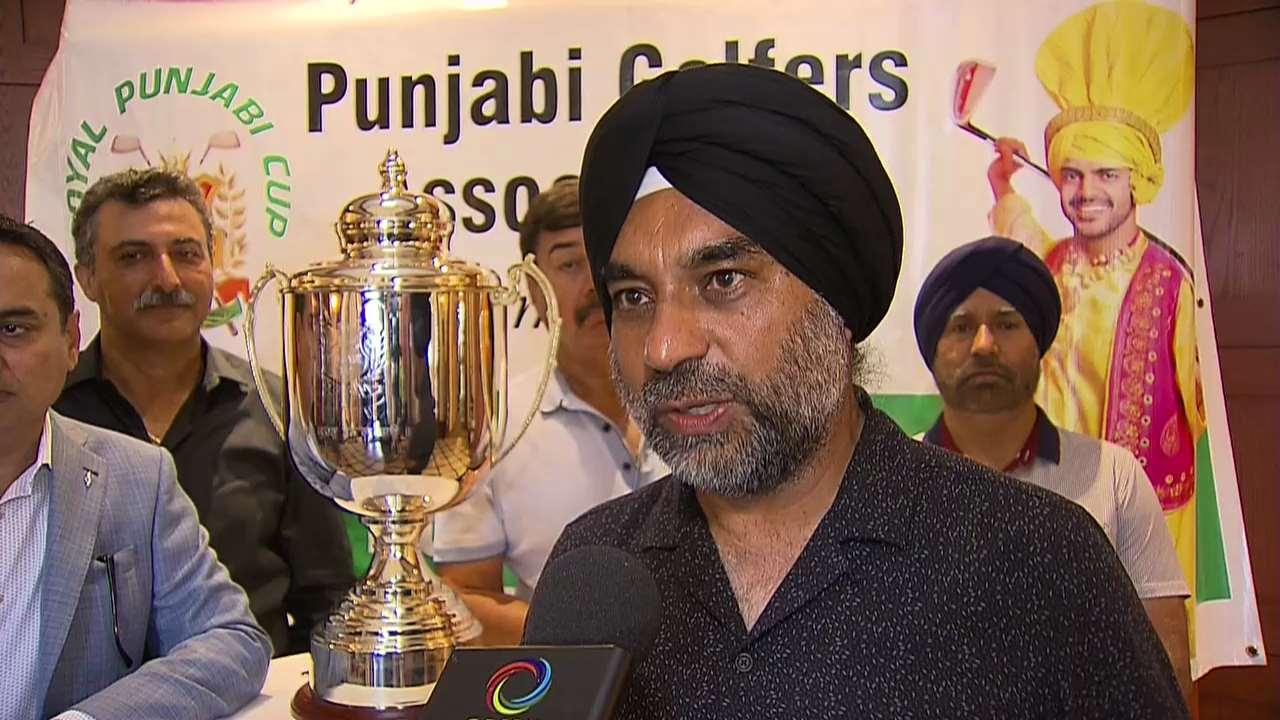 Royal Punjabi Golf Cup
