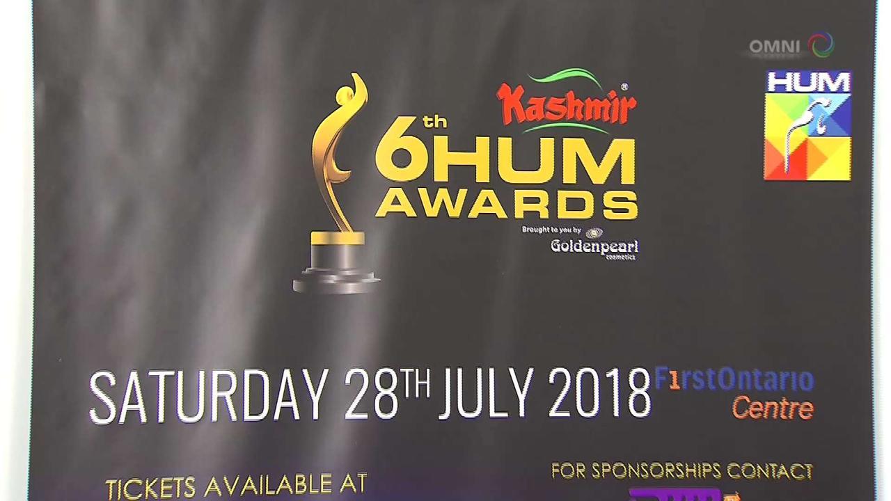 Hum Awards bring Pakistani glamour to the GTA