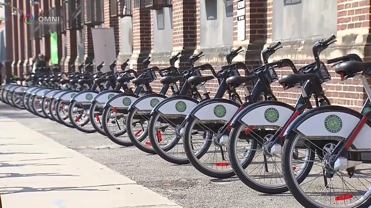 多伦多的共享单车项目扩大服务 – Aug 15, 2018(ON)