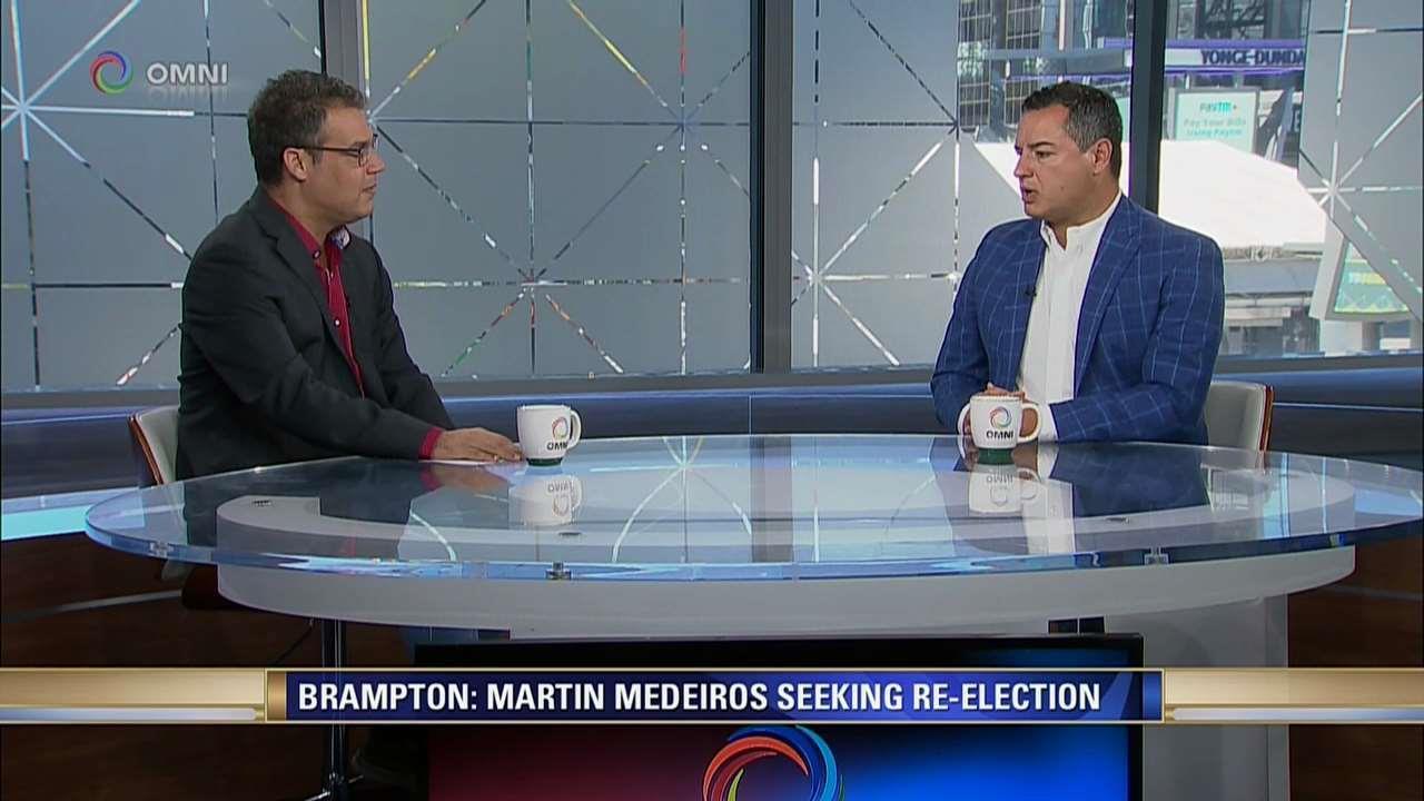 Election – Martin Medeiros INT.