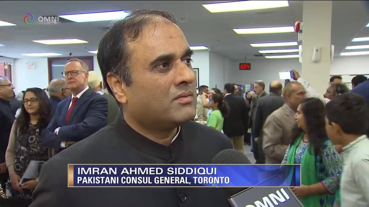 Pakistani Independence Day celebrated in Vaughan