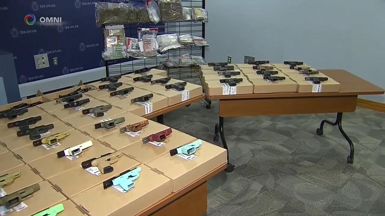 道格福特撥款打擊槍械罪案 – Aug 09, 2018 (ON)