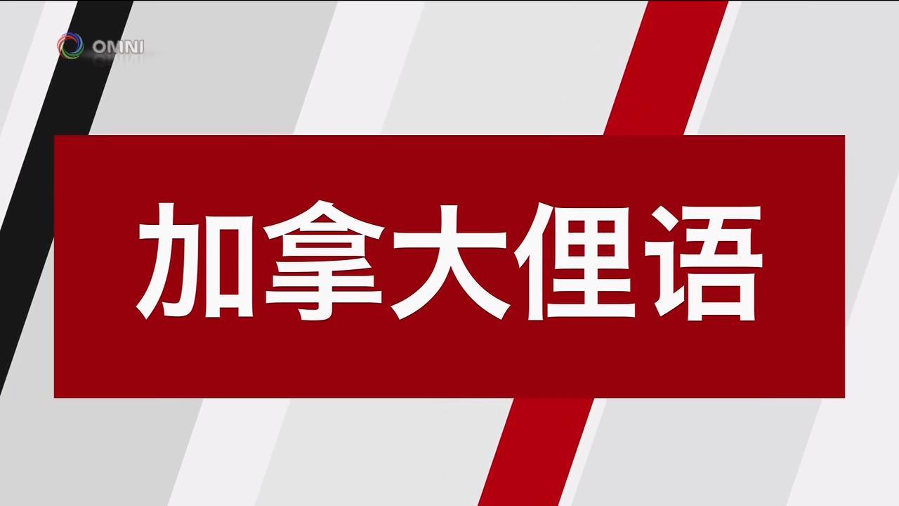 《加拿大新生活》普通话 第二集 第四节 加拿大俚语