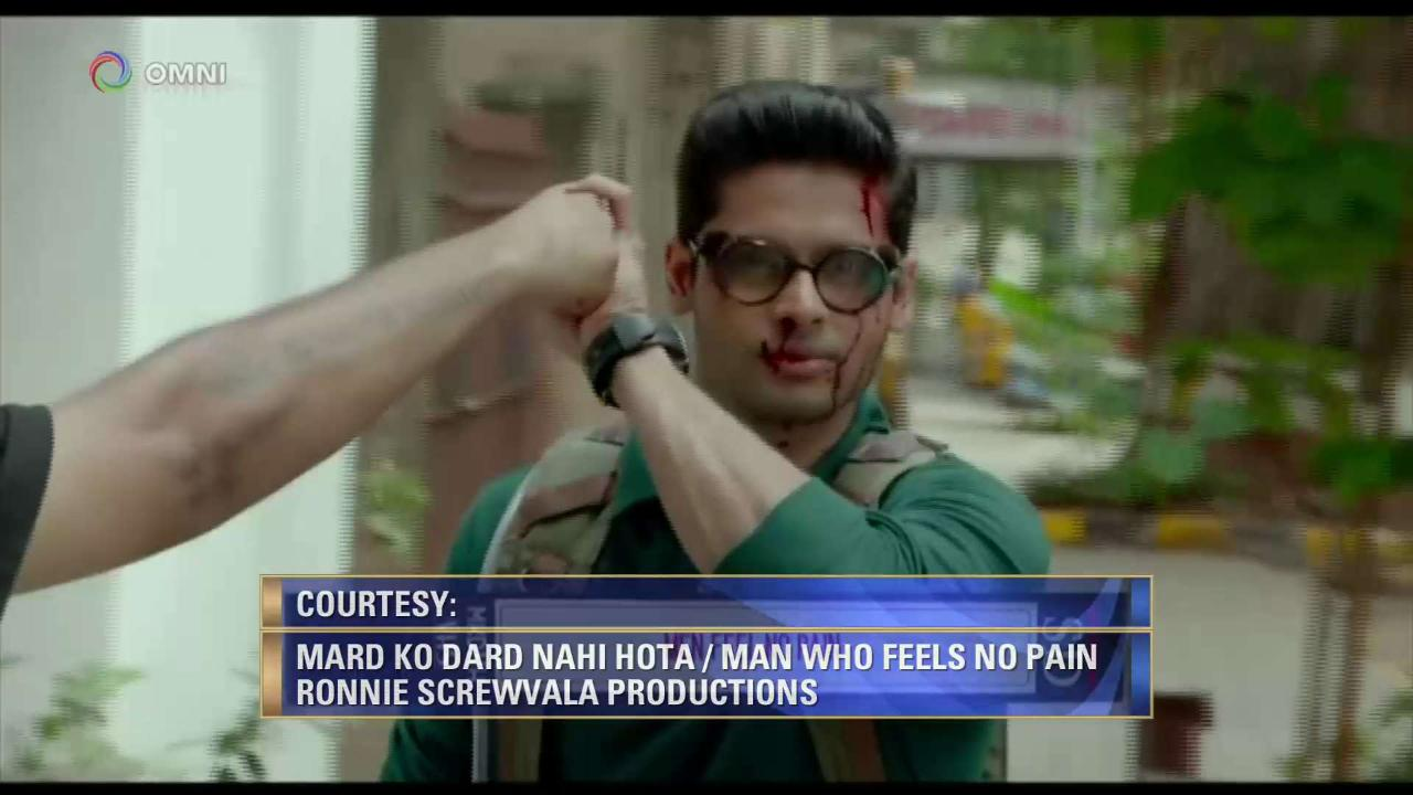 Mard Ko Dard Nahi Hota/The Man Who Feels No Pain at TIFF