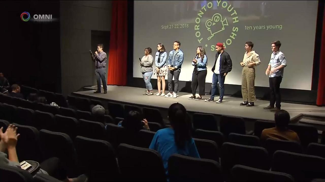 多伦多青年短片电影节 – Sep 24, 2018(ON)