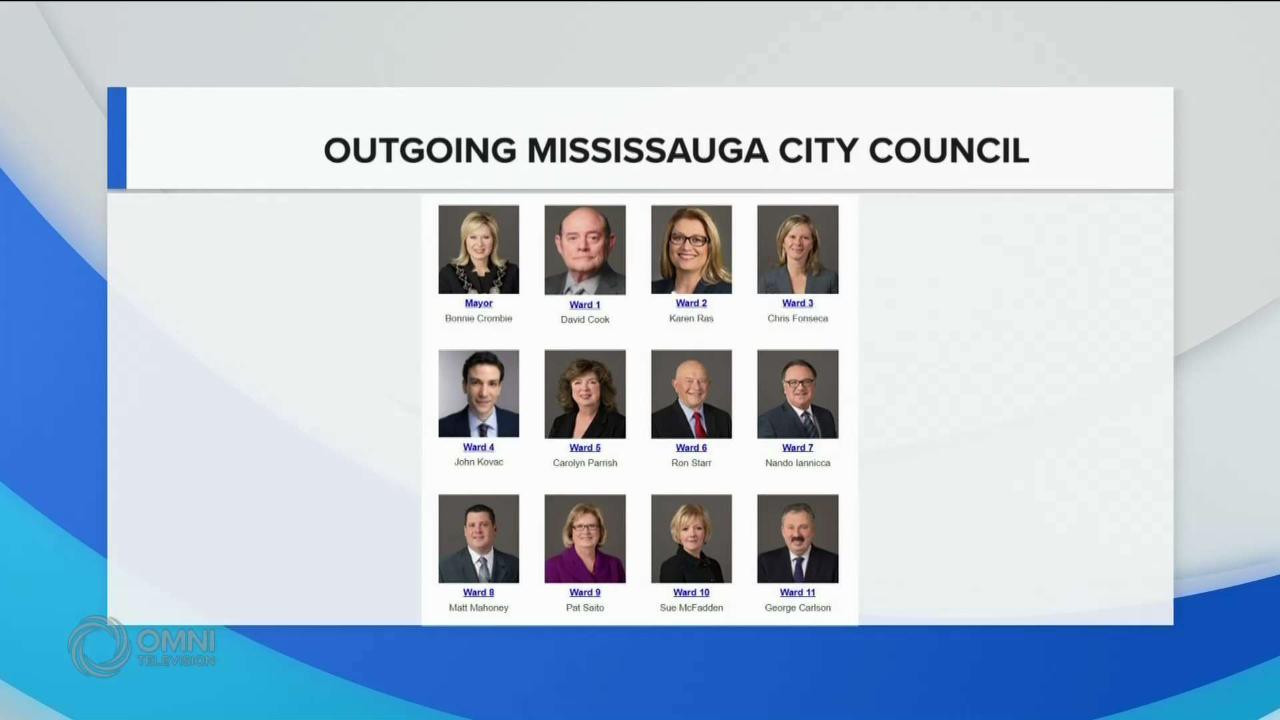 Mississauga Municipal Roundup