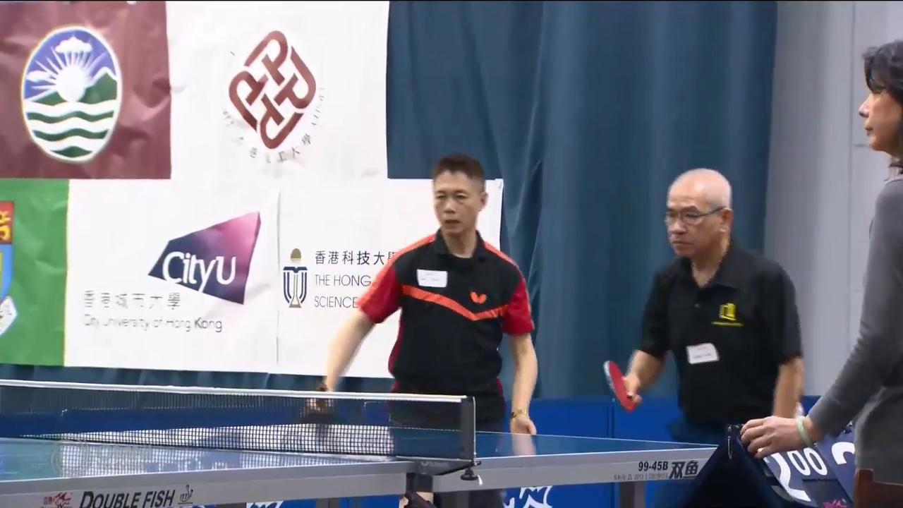 安省香港專上校友聯會乒乓賽 – Oct 15, 2018 (ON)