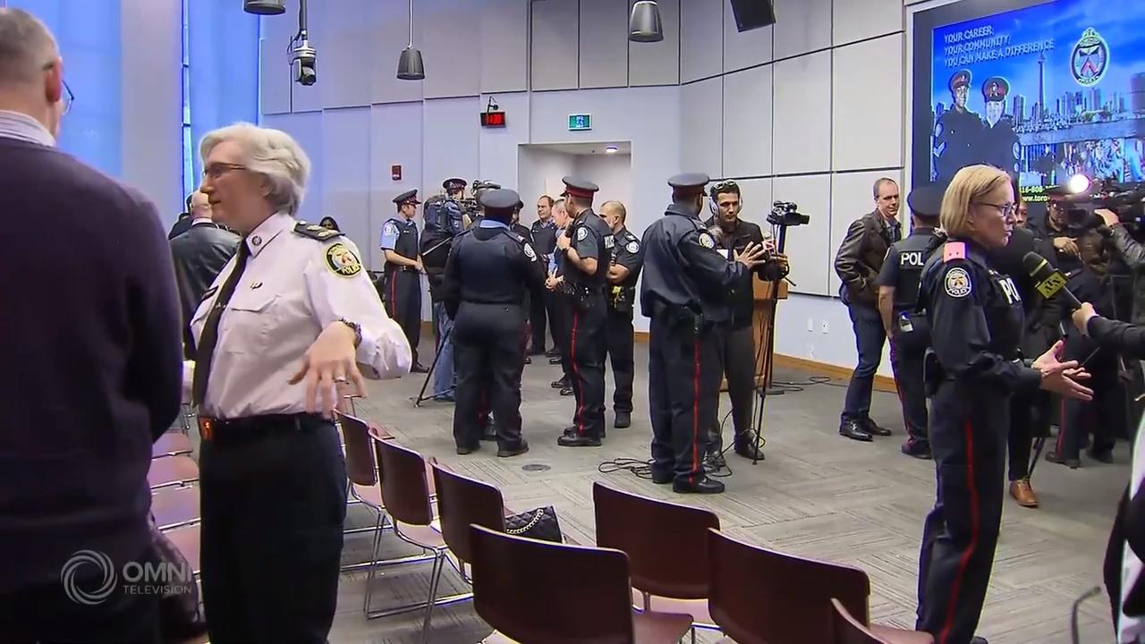 多伦多警队呼吁各族裔民众申请加入警队– Oct 18, 2018 (ON)