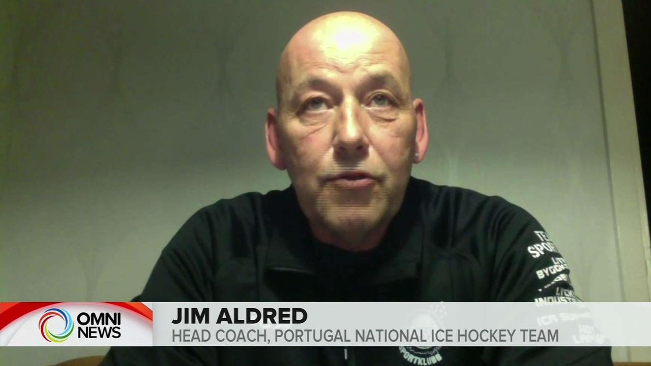 PORTUGAL ICE HOCKEY TEAM – INTERVIEW WITH JIM ALDRED