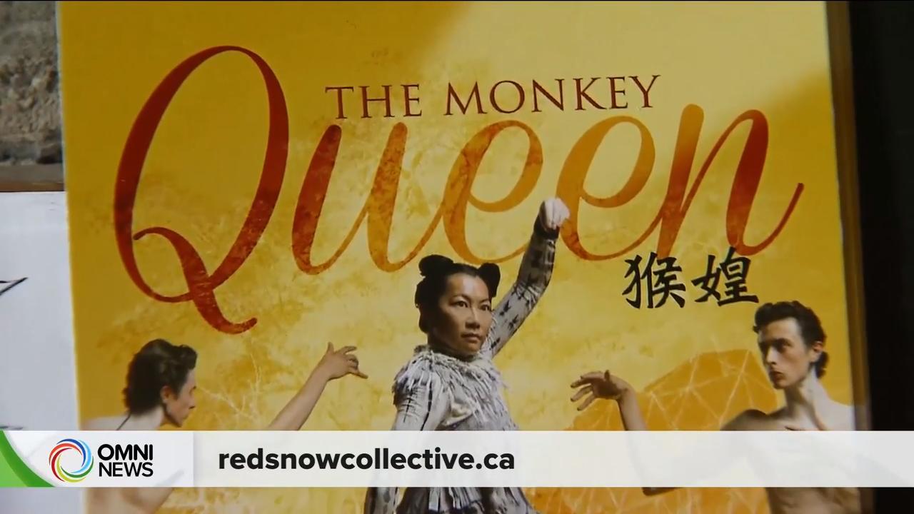 以中国西游记为灵感的英文话剧猴媓在多伦多首演 – Nov 16, 2018(ON)