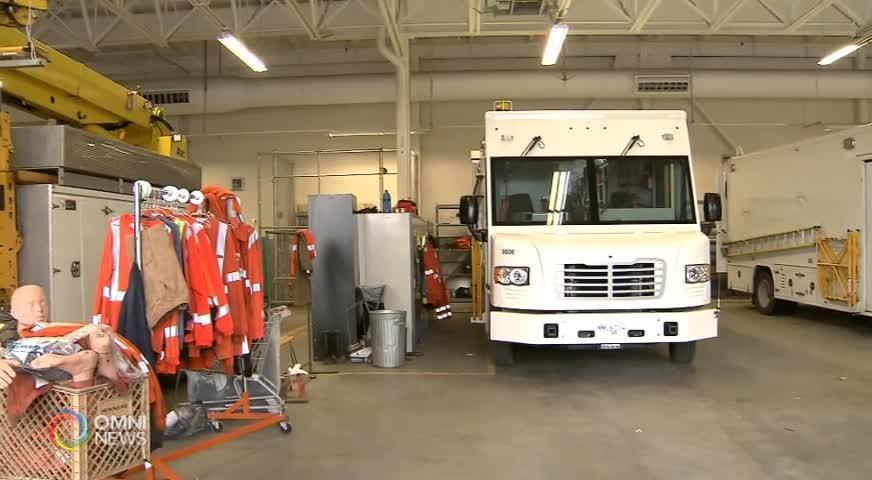 BC水電局發出警告 提醒用戶做好極端天氣造成的停電事故(BC) – 2018NOV16