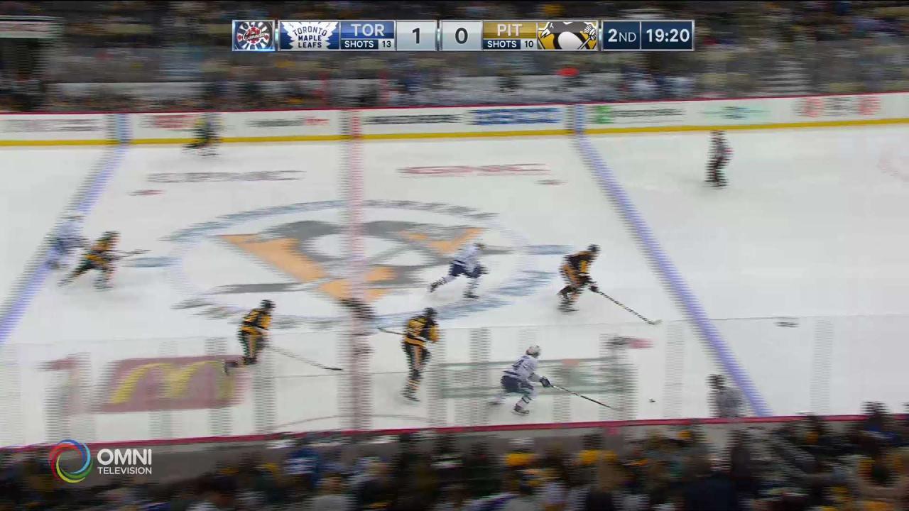 Marleau Goal 2-0 Toronto