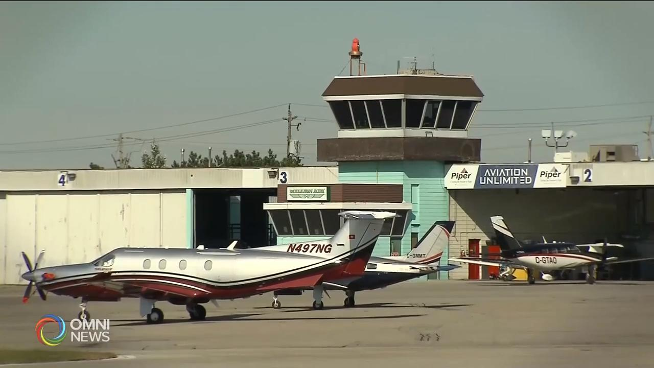 Buttonville机场关闭 控制塔引发航空安全忧虑 – Nov 19, 2018(ON)