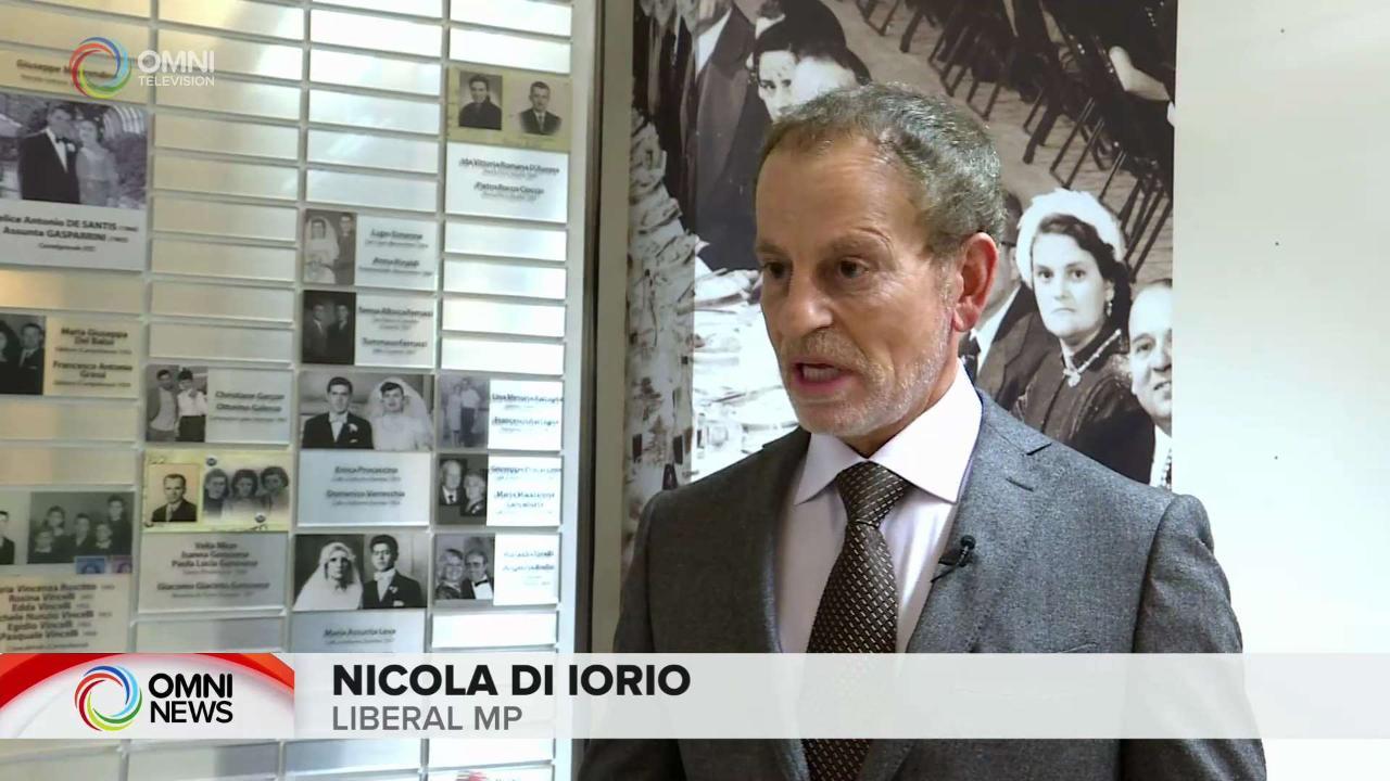 Intervista in esclusiva a Nicola Di Iorio, MP Saint-Léonard-Saint-Michel (parte 1)
