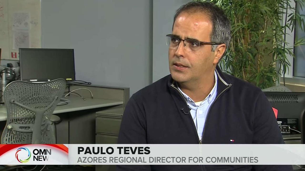 REGIONAL DIRECTOR FOR COMMUNITIES PAULO TEVES INTERVIEW