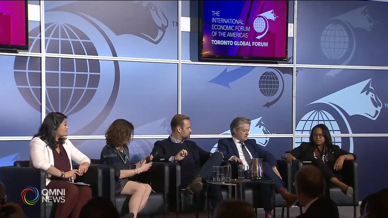 多伦多举办经济论坛提升影响力 – Dec 11, 2018(ON)
